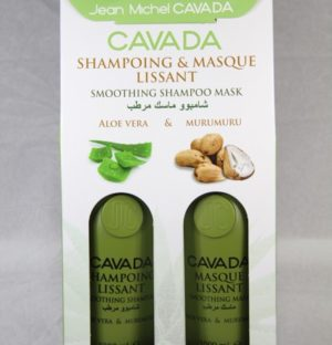 SHAMPOING & MASQUE LISSANT