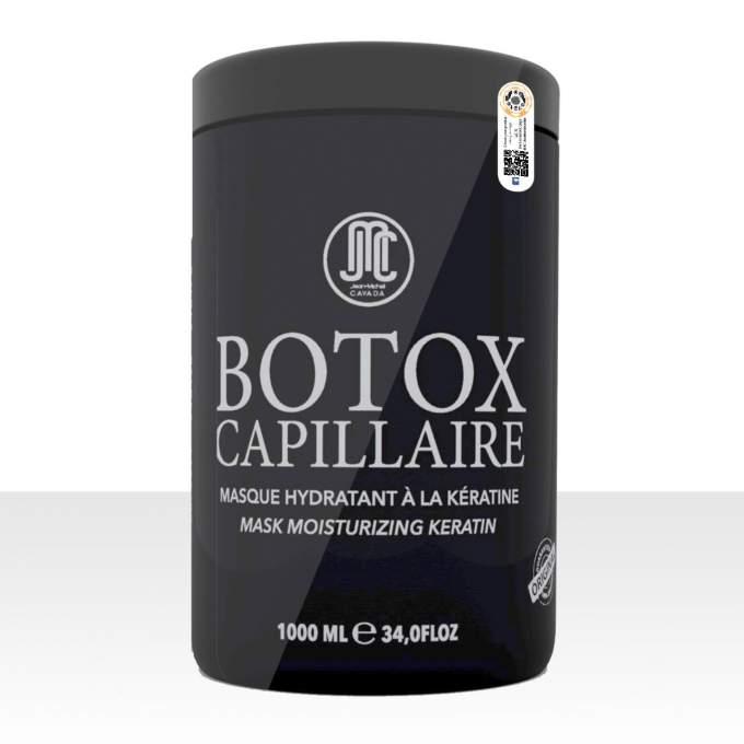 botox masque capillaire
