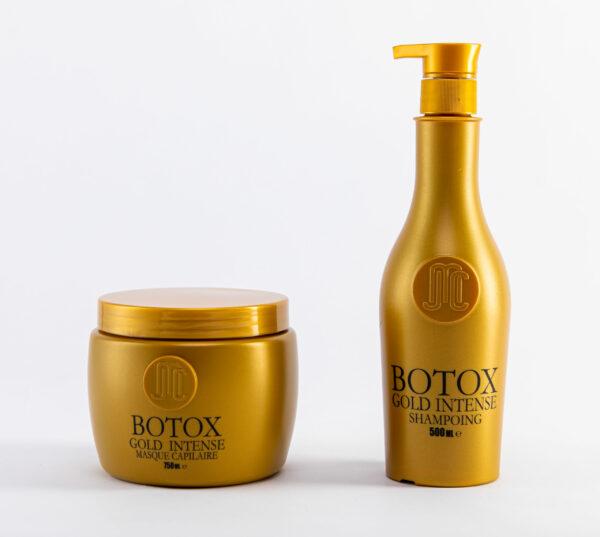shampoing et masque botox